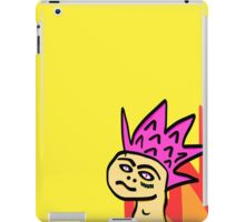 Kane The Worm Man iPad Case/Skin