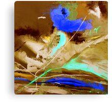 Confinement Canvas Print