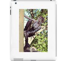 Junkyard Climb iPad Case/Skin