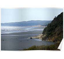 Pacific Beach View Poster