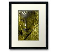 Snakewomen (from my exhibition) Framed Print