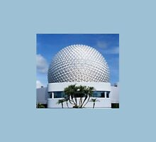 Retro Epcot Ball as seen in 1982 Unisex T-Shirt