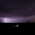 Winter Lightning by Dennis Jones - CameraView