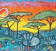 Elephant Magic by Juli Cady Ryan