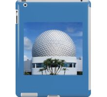 Retro Epcot Ball as seen in 1982 iPad Case/Skin