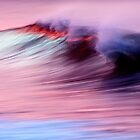 Wave Abstract by Ann J. Sagel