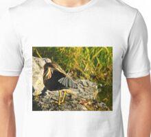 Preening Unisex T-Shirt