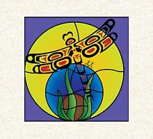 Art Deco Dragonfly Hoodie
