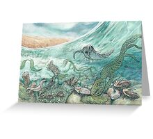 The Cambrian Greeting Card