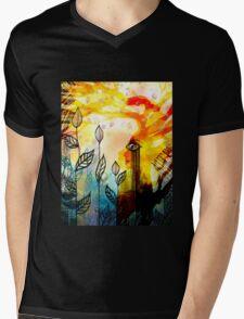 Eve Mens V-Neck T-Shirt