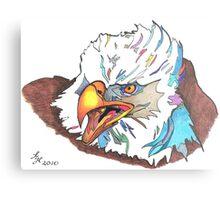 Eagle 2010 Metal Print
