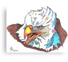 Eagle 2010 Canvas Print