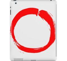 Enso iPad Case/Skin
