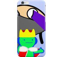 Viva La Jelly - The King's Ambition - Propaganda Poster iPhone Case/Skin