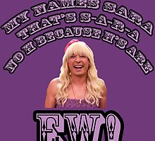 Jimmy Fallon EW! by KLEphoto-design