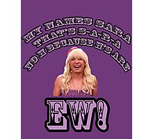 Jimmy Fallon EW! Photographic Print