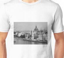 Hungarian Parliament Unisex T-Shirt