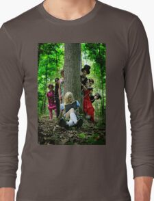 Alice Through The Looking Glass Long Sleeve T-Shirt