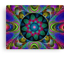 Crazy and Beautiful Canvas Print