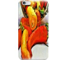 Pepper Harvest iPhone Case/Skin
