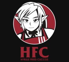 Hyrule fried Cuccos by icedtees