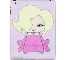 A Girl - Marilyn iPad Case/Skin