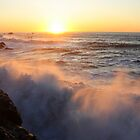 Golden Rays by Chappy
