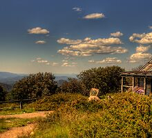 There was movement at the station - Mount Sterling - The HDR Experience by Philip Johnson