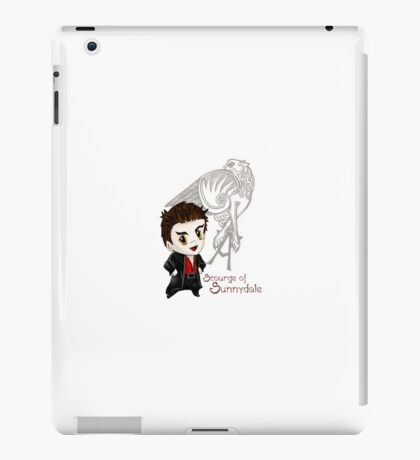 Scourge of Sunnydale iPad Case/Skin