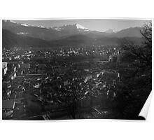 Grenoble Overview Poster