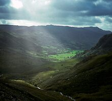 Snowdonia, Wales, United Kingdom by haymelter