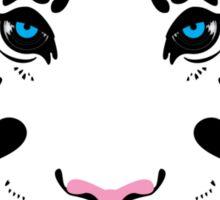 Musical Tiger Sticker
