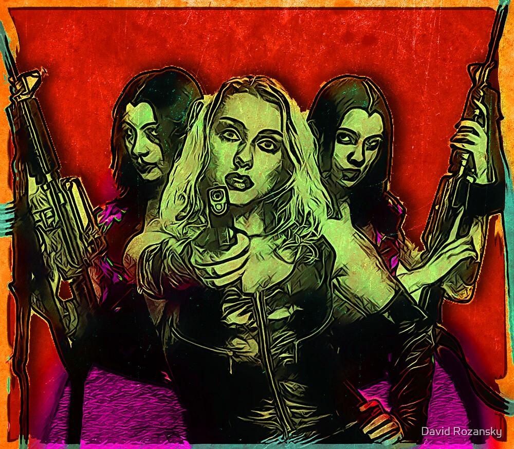 Nobody Fucks with Starla Fontaine by David Rozansky