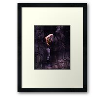 Demons within a Dream Framed Print