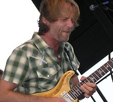Geoff Achison - Frankston Festival by Deanna Roberts Think in Pictures