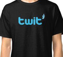 Twit Classic T-Shirt
