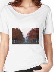 Autumn Colours Women's Relaxed Fit T-Shirt