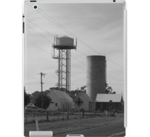 Intersection at Little River iPad Case/Skin