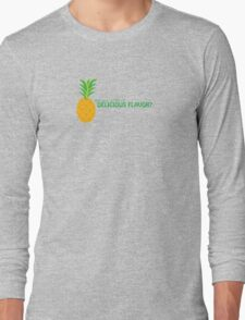 Delicious Flavor Long Sleeve T-Shirt