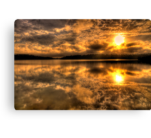Blessed - Narrabeen Lakes, Sydney - The HDR Experience Canvas Print
