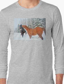The Art of Seduction Long Sleeve T-Shirt