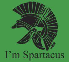 I'm Spartacus! One Piece - Short Sleeve