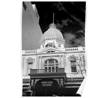Adelaide Arcade Poster