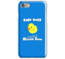 Baby Duck iPhone Case/Skin