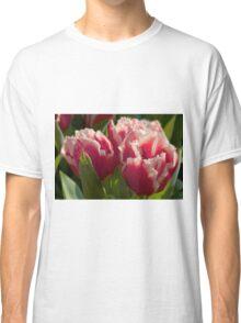 Fringed tulips Classic T-Shirt