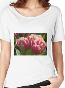 Fringed tulips Women's Relaxed Fit T-Shirt