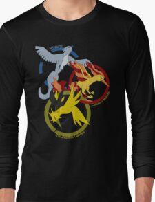 Birds x The Hunger Games (v2) Long Sleeve T-Shirt