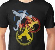 Birds x The Hunger Games (v2) Unisex T-Shirt