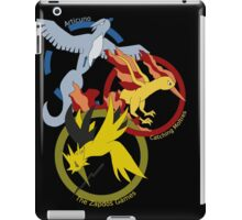 Kanto Birds x The Hunger Games (v2) iPad Case/Skin