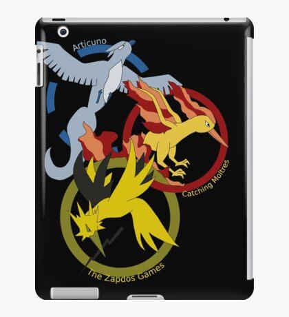 Birds x The Hunger Games (v2) iPad Case/Skin